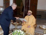 HM King Mohammed VI Receives Invitation from Jordanian King to Attend Arab Summit