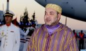 HM King Mohammed VI returns to Morocco after Visit to Saudi Arabia