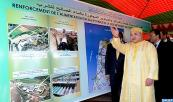 Tangiers-Tetouan Region: HM King Mohammed VI launches construction of Kharroub dam for an investment of 1.6 billion MAD