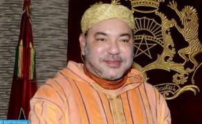 SM el Rey recibe un mensaje de felicitación del Príncipe Heredero de Arabia Saudí con motivo de Aíd al Fitr