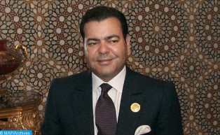 HRH Prince Moulay Rachid Chairs in Tangier Luncheon Offered by Govt. Head on Throne Day
