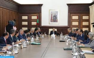 Marruecos-Jordania: el Consejo de Gobierno aprueba un proyecto de ley sobre una convención de cooperación militar-técnica