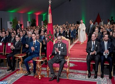 HM the King Launches Ambitious Urban Development Program to Turn Agadir into Attractive, Competitive Economic Hub