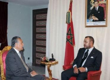 HM the King Congratulates Nabil Benabdellah on his Reelection as Head of PPS