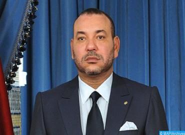 SM el Rey envía un mensaje de condolencias a la familia del difunto Abderrahmane Saaidi