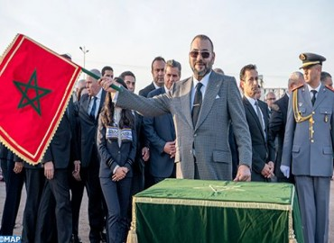 Cities of Trades and Skills: HM the King Launches Construction Works of Agadir City, First Milestone in Qualitative Offer of Vocational Training