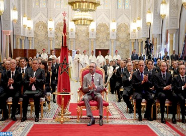 HM the King Gives Strong Impulse to Upgrading of Old Medinas of Rabat, Marrakech, Fez and Casablanca