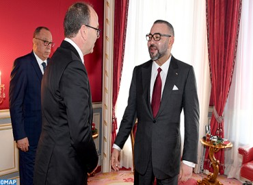 HM the King Receives New Secretary General of the Authenticity and Modernity Party