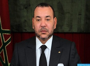 HM the King Extends Condolences to Algerian Pres. Over Military Plane Crash