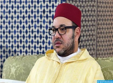HM the King, Commander of the Faithful, Performs Friday Prayer at Khalid Ibn Al Walid Mosque in Agadir
