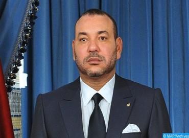 HM the King Extends Condolences to Family of Late Abderrahmane Saaidi
