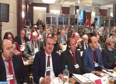 Marruecos reitera en Atenas su posición constante a favor de la causa palestina para la solución de dos Estados