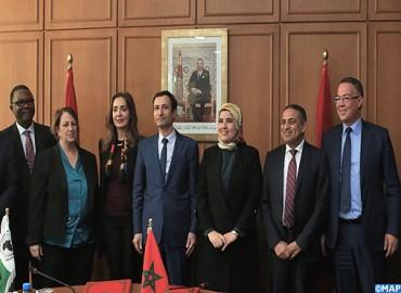 Protección social: el BAD presta 204 millones de dólares a Marruecos