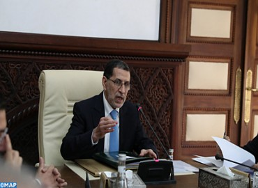 Morocco Remains Mobilized to Defend its Territorial Integrity: El Othmani