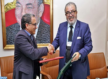 MAP, ISIC Sign Partnership Agreement to Develop Professional Skills in Information Sector