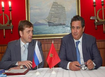 Moroccan-Russian Cooperation In Agriculture And Fisheries Reviewed At A Meeting In Rabat