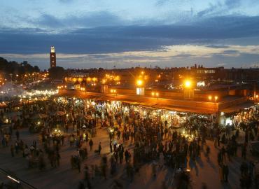 La destination Maroc: