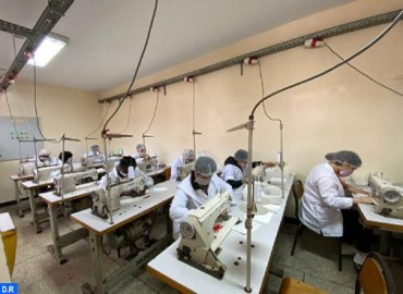 Statement: Prison Administration Launches Project to Manufacture Medical Masks in Prisons