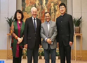 Morocco, China Discuss Means to Promote Cooperation in Various Fields of Culture and Arts