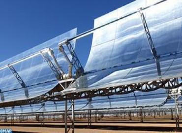 WB Approves 125 mln Dollars in Additional Financing for Morocco to Develop Noor Midelt Solar Power Complex