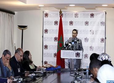 El gobierno decide interactuar de forma rápida y eficaz con las propuestas del CNDH y de sus delegaciones regionales en las provincias del sur