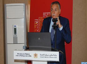وزير السكنى : حجم الطلب على السكن على المستوى الوطني فاق مليون و572 ألف وحدة