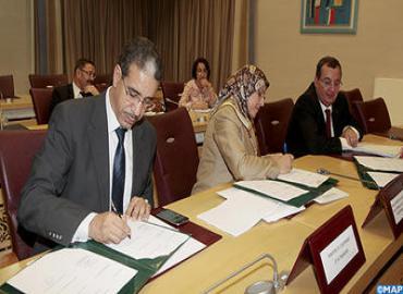 Signature d'une convention de convergence et de synergie entre l'INDH et les départements sectoriels