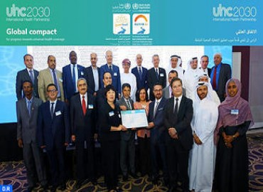 Morocco Signs in Oman Global Compact for Universal Health Coverage 2030