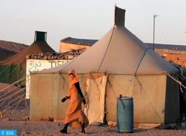La delegación por Argelia de la gestión de la campamentos de Tinduf al polisario es una violación de la legalidad internacional