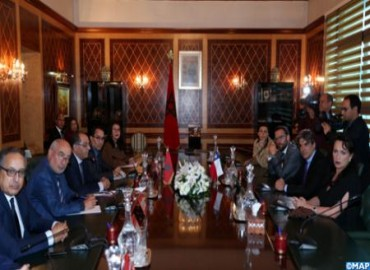 Morocco, Chile Discuss Role of Parliamentary Diplomacy in Promoting Bilateral Relations