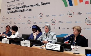 Morocco Takes Part in NY in Ministerial Segment of High Level Political Forum on Sustainable Development