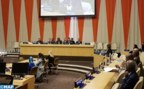 UN: Morocco's Important Role in Promoting Peace & Security in Africa Highlighted in New York