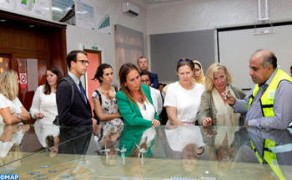 MEP : There is No Doubt about Development' in Morocco's Southern Provinces